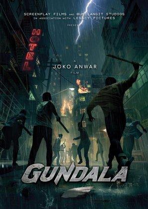 Gundala - Indonesian Movie Poster (thumbnail)