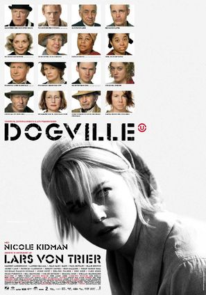 Dogville - Danish Movie Poster (thumbnail)