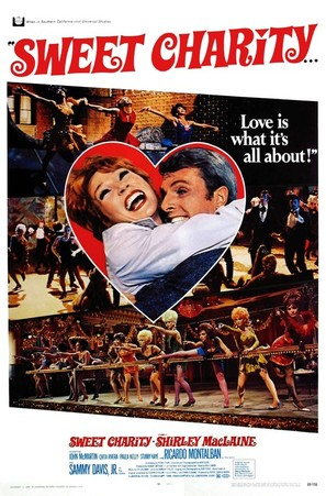 Sweet Charity - Movie Poster (thumbnail)