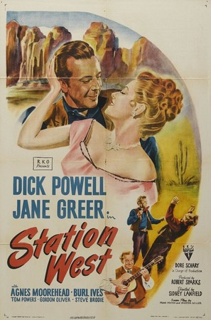 Station West - Movie Poster (thumbnail)
