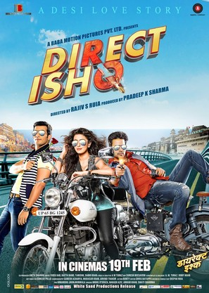 Direct Ishq - Indian Movie Poster (thumbnail)
