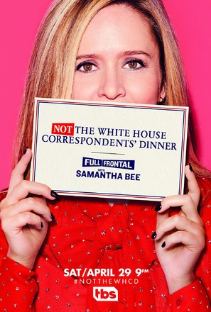 """Full Frontal with Samantha Bee"" - Movie Poster (thumbnail)"