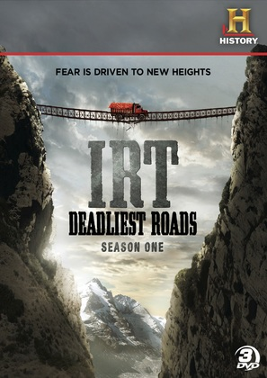 """IRT: Deadliest Roads"" - DVD cover (thumbnail)"