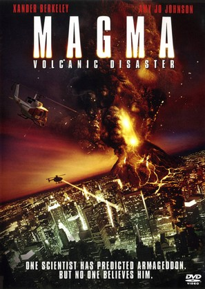 Magma: Volcanic Disaster - Movie Cover (thumbnail)