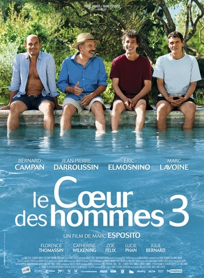 Le coeur des hommes 3 - French Movie Poster (thumbnail)