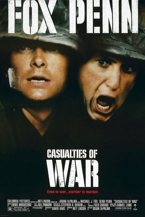 Casualties of War - Movie Poster (thumbnail)