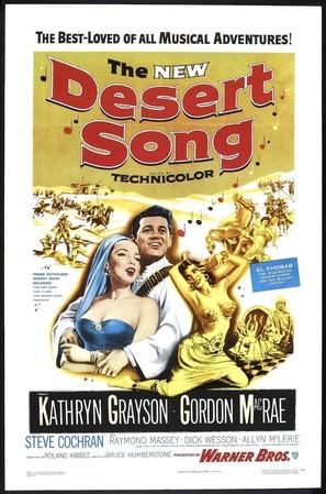 The Desert Song - Movie Poster (thumbnail)