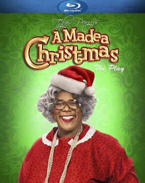A Madea Christmas - Blu-Ray movie cover (thumbnail)