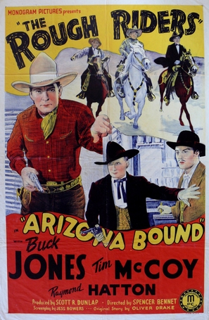 Arizona Bound - Movie Poster (thumbnail)