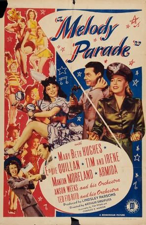 Melody Parade - Movie Poster (thumbnail)