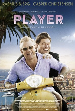 Player - Danish Movie Poster (thumbnail)