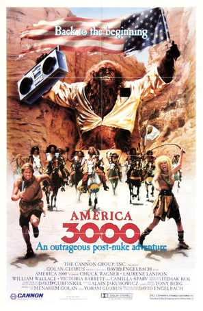 America 3000 - Movie Poster (thumbnail)