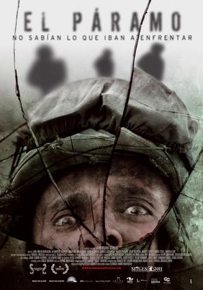 El paramo - Colombian Movie Poster (thumbnail)