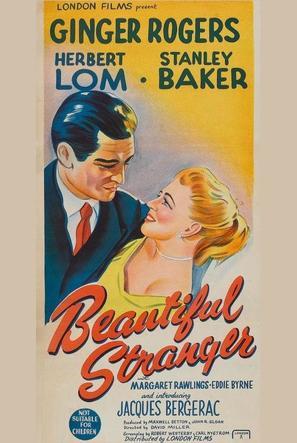 Beautiful Stranger - Australian Movie Poster (thumbnail)