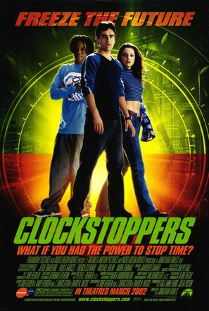 Clockstoppers - Movie Poster (thumbnail)