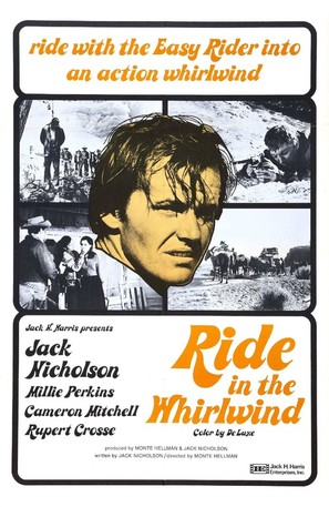Ride in the Whirlwind - Movie Poster (thumbnail)