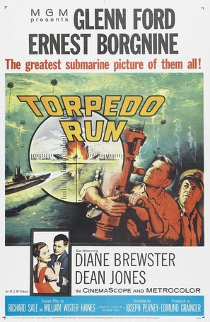 Torpedo Run - Movie Poster (thumbnail)