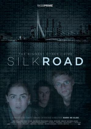 Silk Road - Dutch Movie Poster (thumbnail)