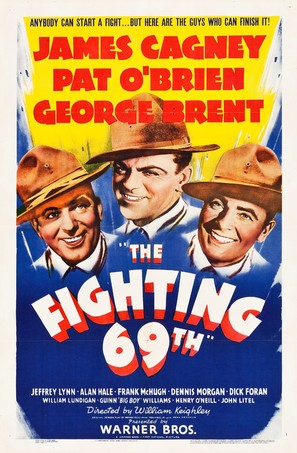 The Fighting 69th - Movie Poster (thumbnail)