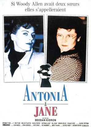 """Screenplay"" Antonia and Jane"