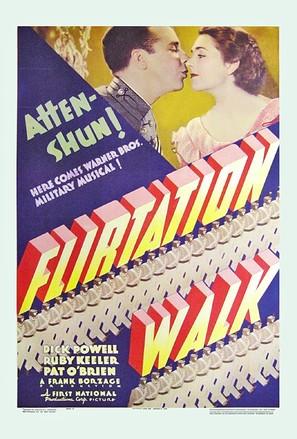 Flirtation Walk - Movie Poster (thumbnail)