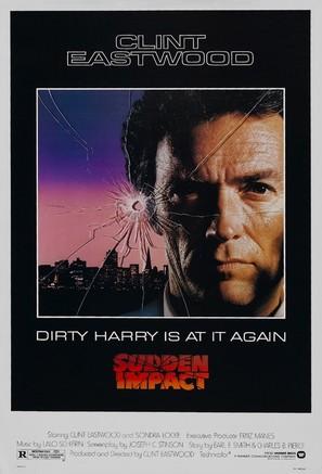 Sudden Impact - Movie Poster (thumbnail)