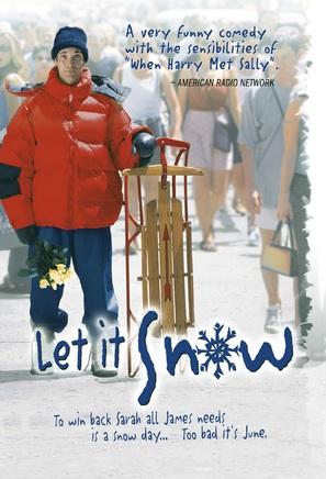 Snow Days - DVD movie cover (thumbnail)