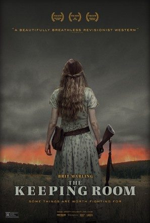 The Keeping Room - Movie Poster (thumbnail)