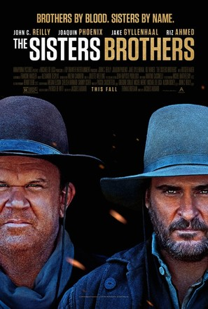 The Sisters Brothers - Movie Poster (thumbnail)