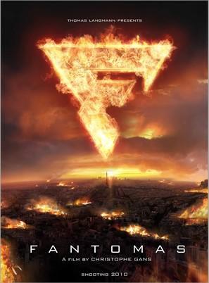 Fantomas - poster (thumbnail)