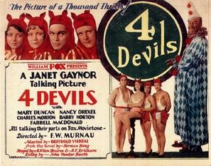 4 Devils - poster (thumbnail)