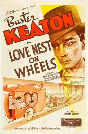 Love Nest on Wheels - Movie Poster (thumbnail)