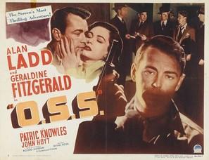 O.S.S. - Movie Poster (thumbnail)