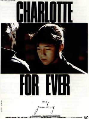 Charlotte for Ever - French Movie Poster (thumbnail)