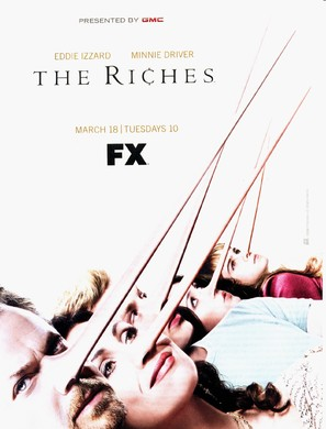 """The Riches"" - Movie Poster (thumbnail)"