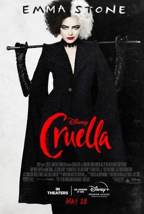 Cruella - Movie Poster (thumbnail)