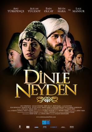 Dinle neyden - Turkish Movie Poster (thumbnail)