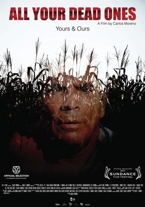 Todos tus muertos - Movie Poster (thumbnail)