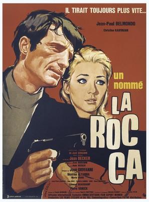 Un nommé La Rocca - French Movie Poster (thumbnail)