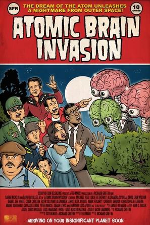 Atomic Brain Invasion - Movie Poster (thumbnail)