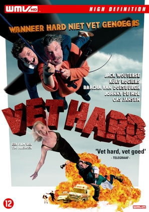 Vet hard - Dutch Movie Cover (thumbnail)
