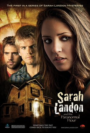 Sarah Landon and the Paranormal Hour - Movie Poster (thumbnail)