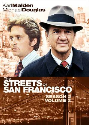 """""""The Streets of San Francisco"""" - DVD movie cover (thumbnail)"""