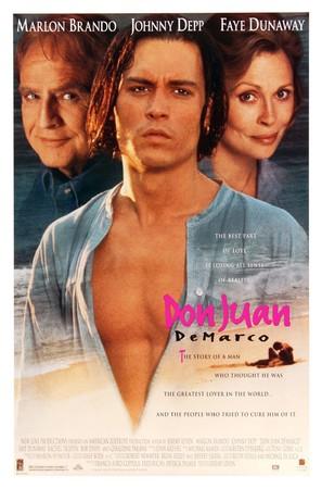 Don Juan DeMarco - Movie Poster (thumbnail)