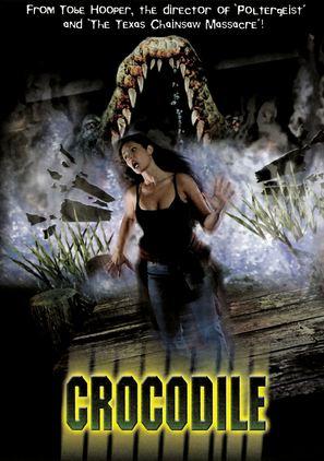 Crocodile - DVD movie cover (thumbnail)
