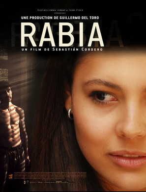 Rabia - French Movie Poster (thumbnail)