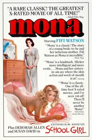 Mona: The Virgin Nymph - Combo poster (thumbnail)