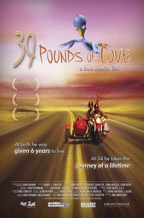 39 Pounds of Love - Movie Poster (thumbnail)
