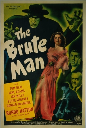 The Brute Man - Movie Poster (thumbnail)