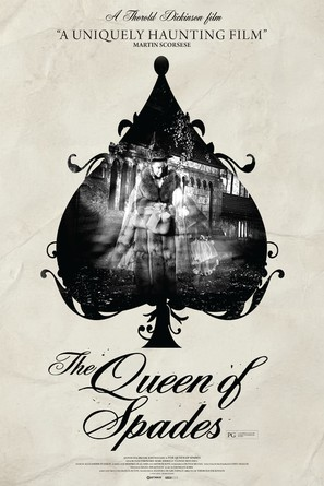 The Queen of Spades - British Movie Poster (thumbnail)